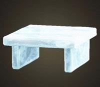 動森雪季完整攻略:冰塊桌子
