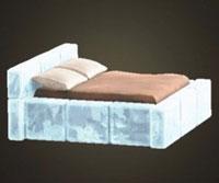 動森雪季完整攻略:冰塊床鋪