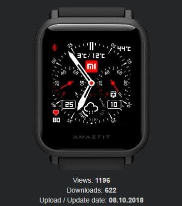 Amazfit米動手錶私藏錶盤-01