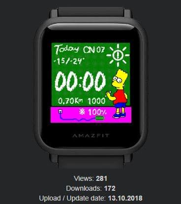Amazfit米動手錶私藏錶盤-02