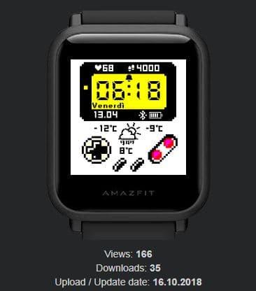 Amazfit米動手錶私藏錶盤-03