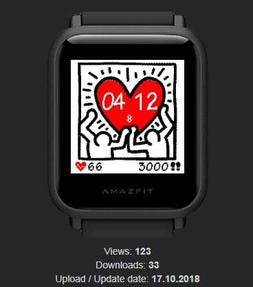 Amazfit米動手錶私藏錶盤-04