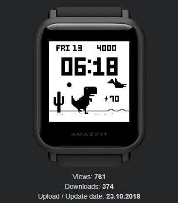 Amazfit米動手錶私藏錶盤-05