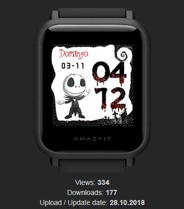 Amazfit米動手錶私藏錶盤-07