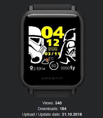 Amazfit米動手錶私藏錶盤-10