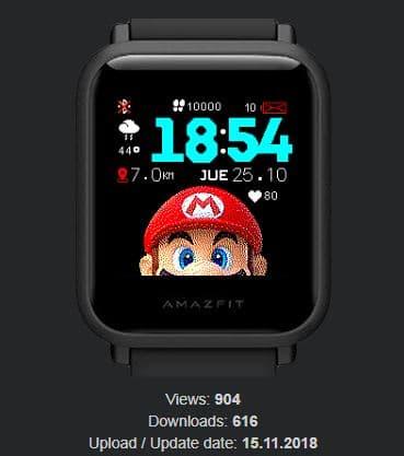 Amazfit米動手錶私藏錶盤-11