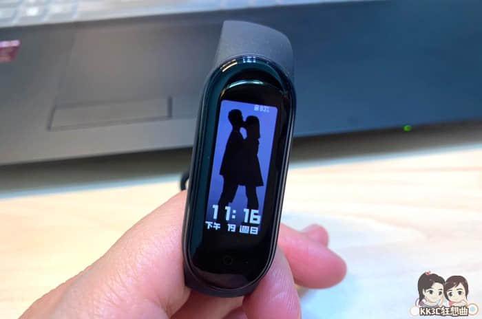用照片製作小米手環5錶盤-04