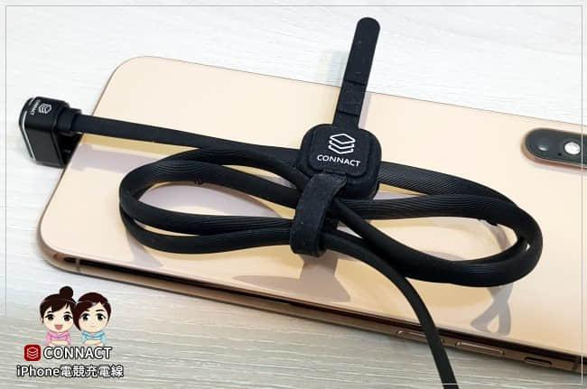 CONNACT iPhone 180度彎頭充電線-03