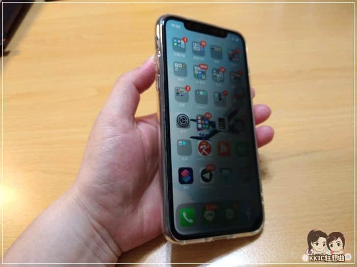 膜法女王 iPhone防窺螢幕保護貼-10