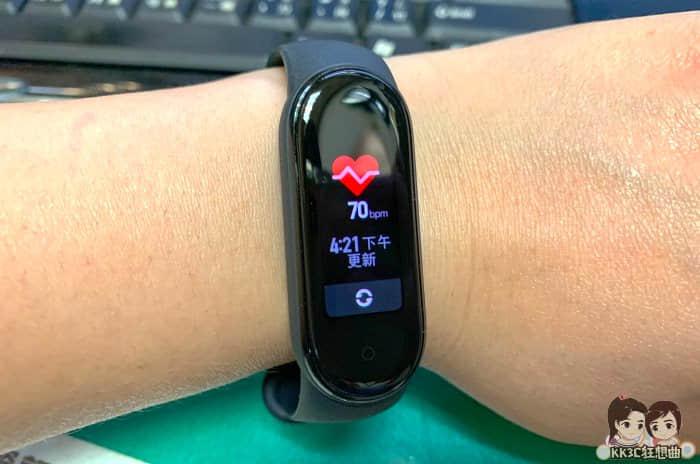 小米手環5壓力監測、呼吸訓練-12