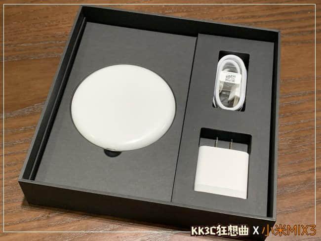 """小米MIX3開箱體驗-01"""""""
