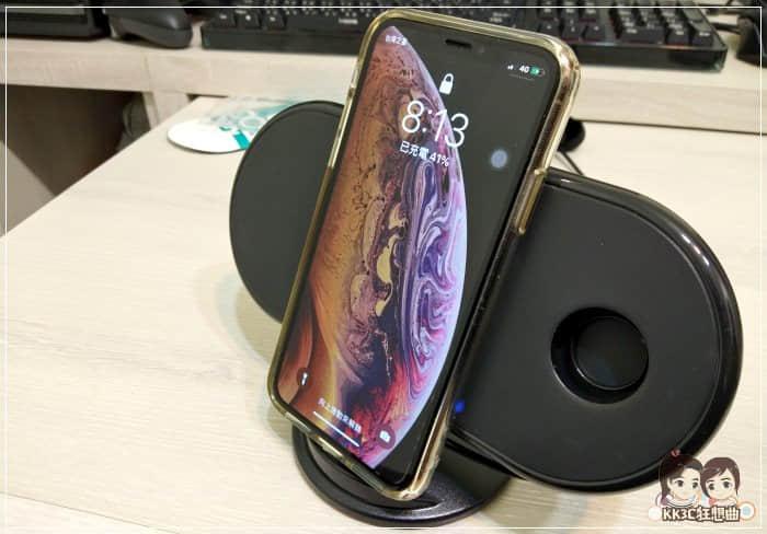 Aplle三合一無線充電盤,iPhone、Airpods、AppleWatch 可同時無線充電-09